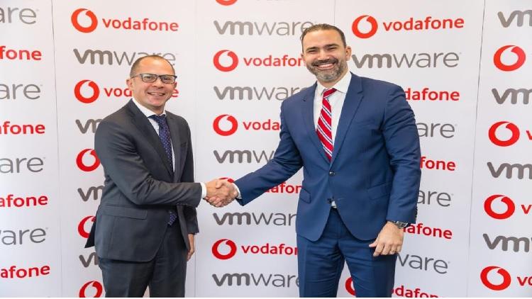 Vodafone Egypt becomes VMware Cloud Verified