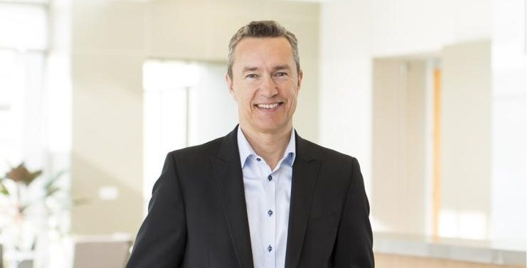 Jesper Andersen, President and CEO of Infoblox.