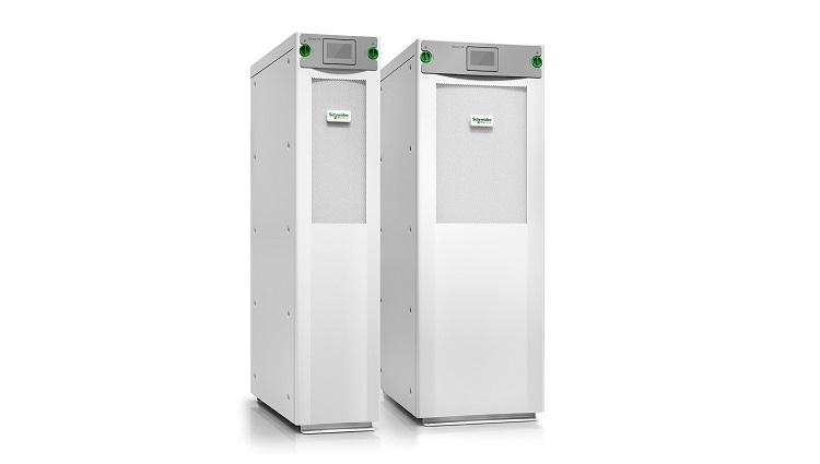 Schneider launches new Galaxy VS 3-Phase UPS