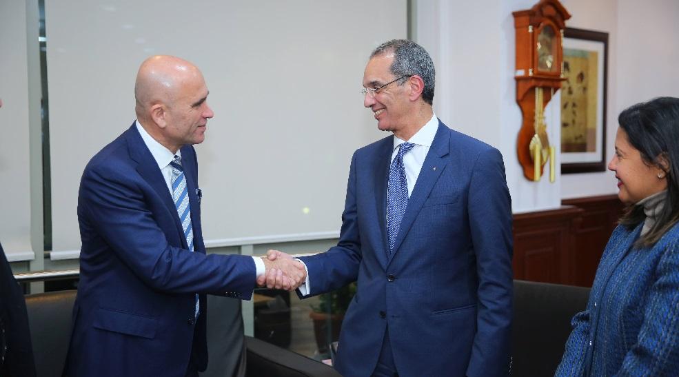 Avaya commit to Egypt's digital transformation