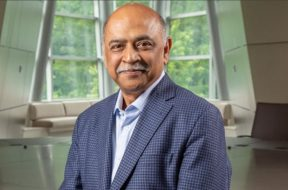 Arvind Krishna, the new CEO for IBM