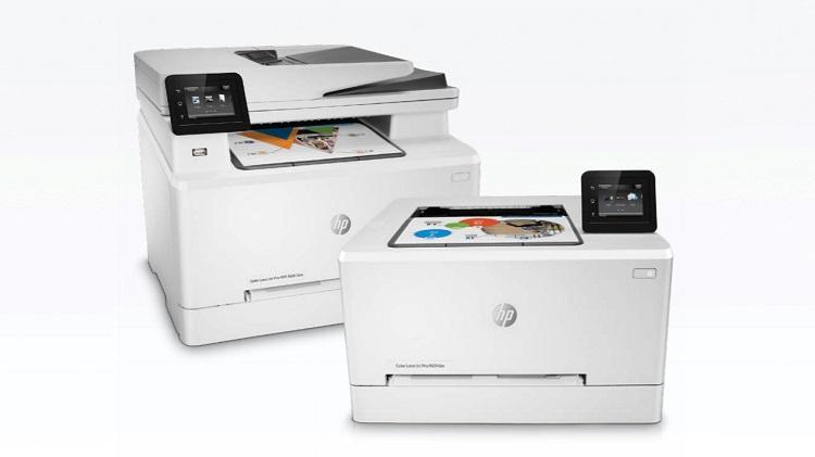 HP unveils next-generation color printers
