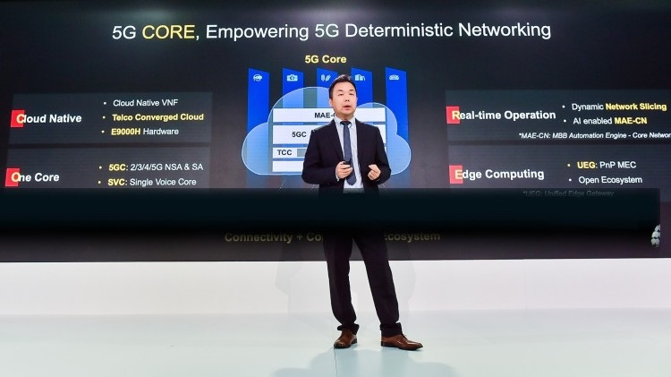 Huawei unveils innovative solutions to accelerate commercial launch of 5G