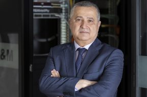 Nabil Khalil, Executive Vice-President of R&M Middle East, Turkey and Africa