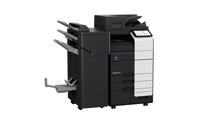 Konica Minolta expands its range of new colour MFPs