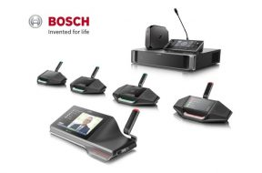 Bosch's IP-based DICENTIS Conference System
