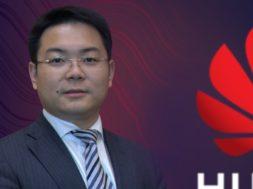 Terry He – CEO of Huawei KSA