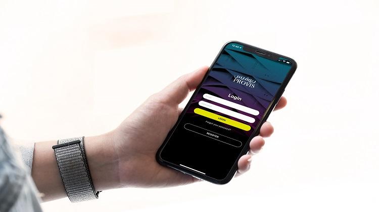 Provis announces the launch of Provis App