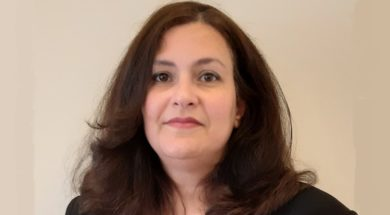 Roula Tayan; Head of IT at Ericson Middle East