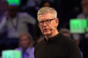 Börje Ekholm, President and CEO of Ericsson