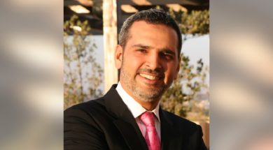 Firas Ghanem, Regional Director for Middle East and Pakistan,ThreatQuotient