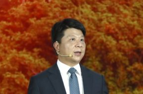 Guo Ping- Rotating Chairman- Huawei