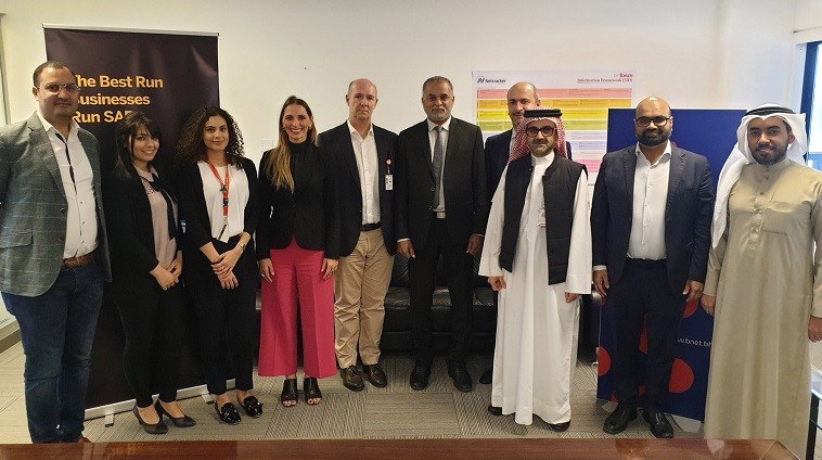 Bahrain's BNET embarks on digital transformation journey with SAP