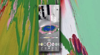 Snapchat collaborates with Damien Hirst
