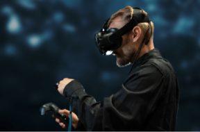 VR training in Ericsson