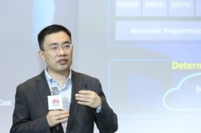 Yu Haitao, Vice President of Huawei Packet Core Network Product Line