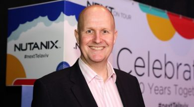 Andrew Brinded, Vice President and Sales Chief Operating Officer, Nutanix