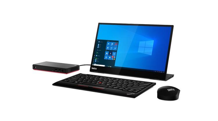 Lenovo launches ThinkCentre Nano desktops