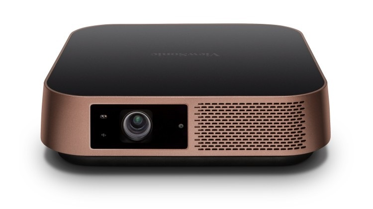 ViewSonic launches M2 Smart Portable LED projector