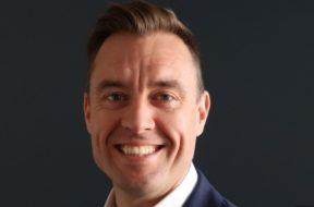 Mr. Adam Tarbox, director of GSI business for EMEA region