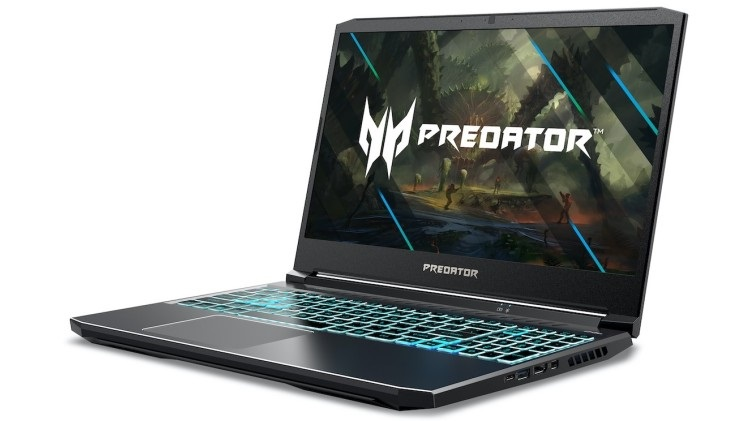 Acer updates four of its popular gaming notebooks