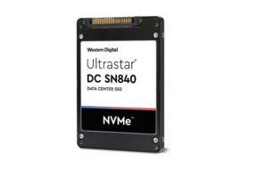 WD Ultrastar-DC-SN840-NVMe