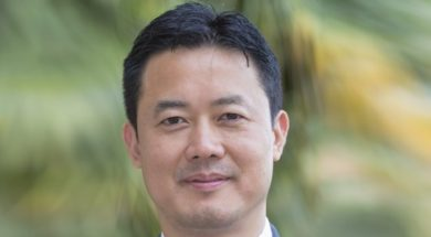 Charles Yang, President of Huawei Middle East