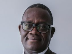 Ekow Nelson, Vice president of Ericsson Middle East and Africa