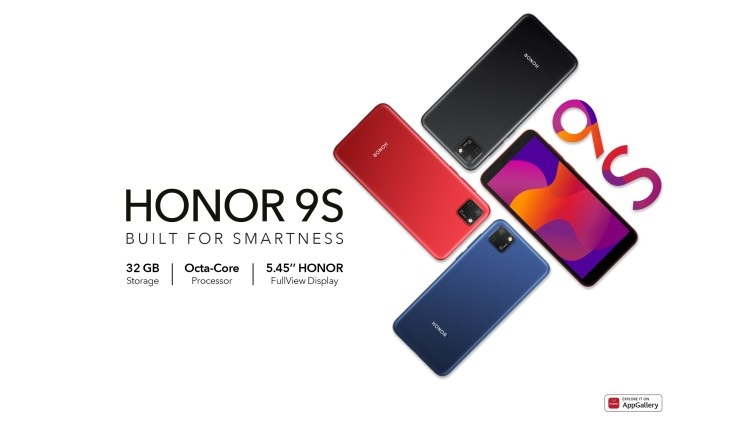 HONOR 9S launched
