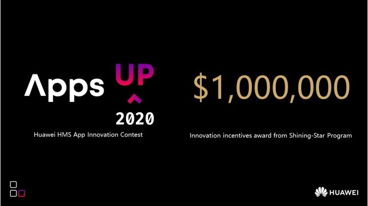 Huawei to host HUAWEI HMS App Innovation Contest, Apps UP