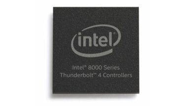 Intel 8000 series Thunderbolt 4 Controllers_1