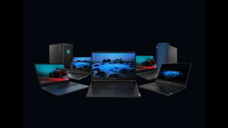 Lenovo offers exciting new features for gamers with its Lenovo Legion gaming laptops