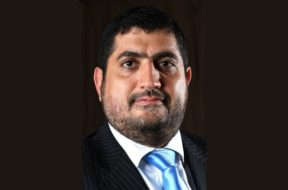 Rasheed Al-Omari, Principal Business Solutions Strategist, SEMEA, VMware.