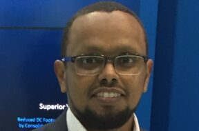 Adil Baghir, Technology Consultant Lead, Middle East & Africa at A10 Networks,