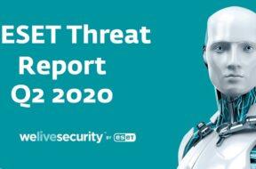 ESET Thread Report Q2 2020