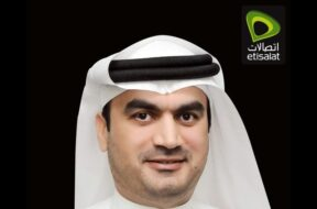 Abdulla Ebrahim Al Ahmed, Senior Vice President, Government Sales, Etisalat