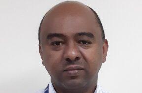 Abiye Yeshitila, Account Manager at Ericsson Ethiopia