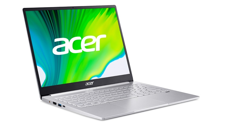 Acer announces two new Swift notebooks