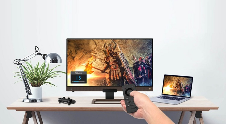 BenQ launches new Entertainment Series of monitor in UAE