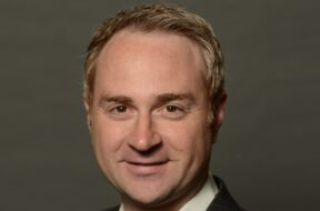 David Harvey, Vice President of Strategic Alliances at Veeam.