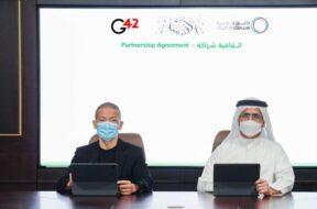 Digital DEWA – G42 – Partnership Agreement