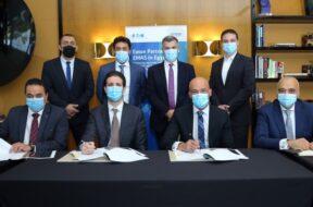 Eaton and EMAS announce a long-term partnership in Egypt