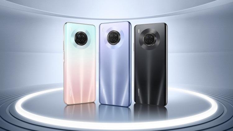 Huawei launches HUAWEI Y9a