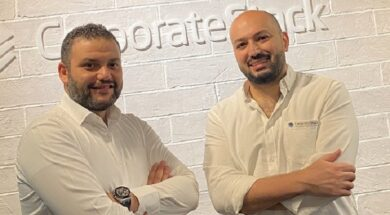 Mohamed Abdin, Co-Founder with Osama Mortada, founder and CEO of CorporateStack