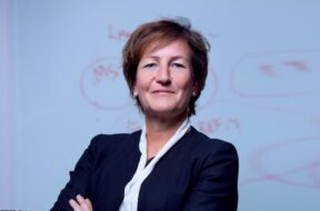 Eva Andren, Vice President and Head of Managed Services at Ericsson Middle East and Africa