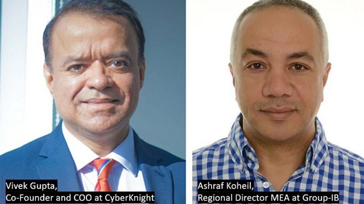 Group-IB signs new partnership with CyberKnight