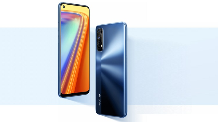 Two new models of Realme 7-series smartphone launched