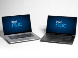 Intel NUCM15 laptop kit