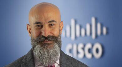 Shukri Eid, Managing Director Gulf Region, Cisco