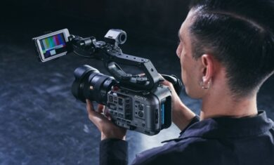 Sony's FX6 camera